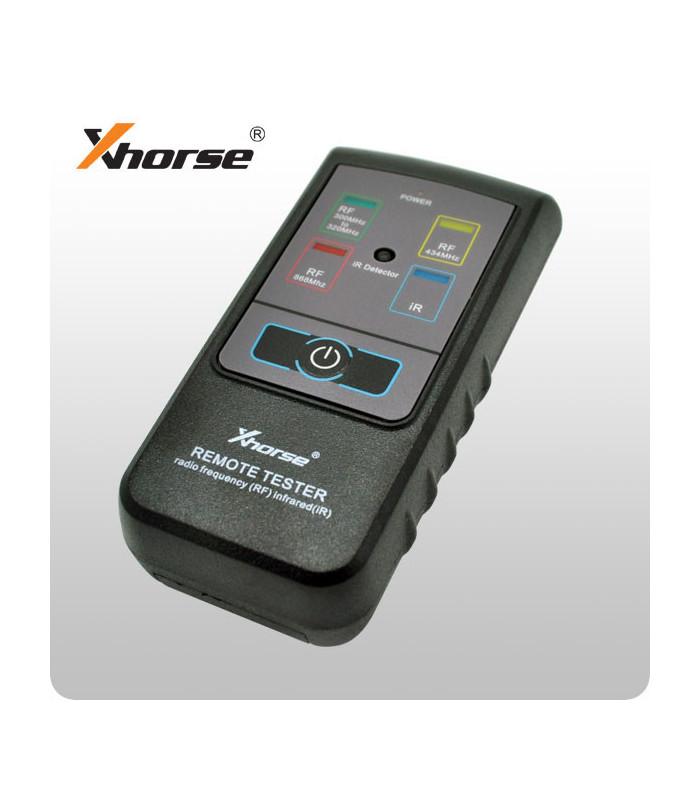 Testeur de fréquence et d'infrarouge Xhorse