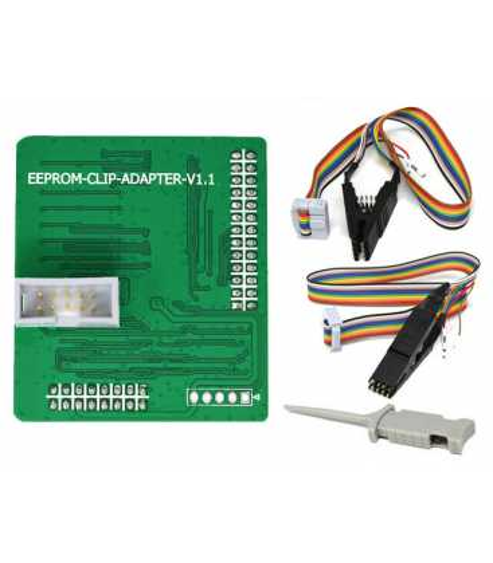 Clip et Câble DIP8 pour le VVDI Programmeur Xhorse - XDPG12-1EN