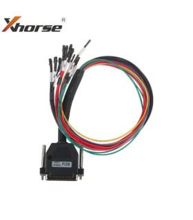 Câble reflashage ECU pour VVDI Prog - Xhorse XDPG03EN