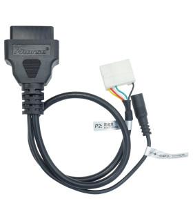 Câble adaptateur pour reproduction de clés Toyota H en situation toutes clés perdues - XD8ANKEN