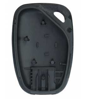 Coque de clé Renault 2 boutons pour  Kangoo I (2004-2010), Master II (2003-2010), Trafic II (2002-2014)