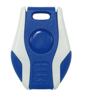 Tête universelle blanche et bleue pour ébauche de clé Keydiy