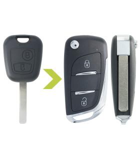 Télécommande auto Citroen C2 / Citroen C3 2003-2006
