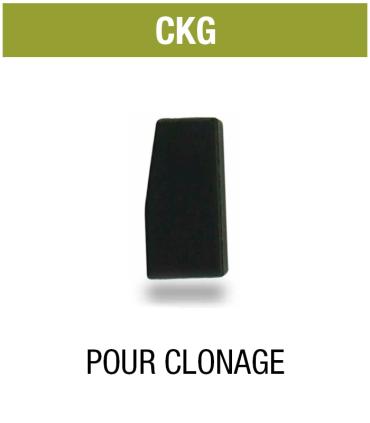 Transpondeur clonage Keyline Texas crypto 80 bits