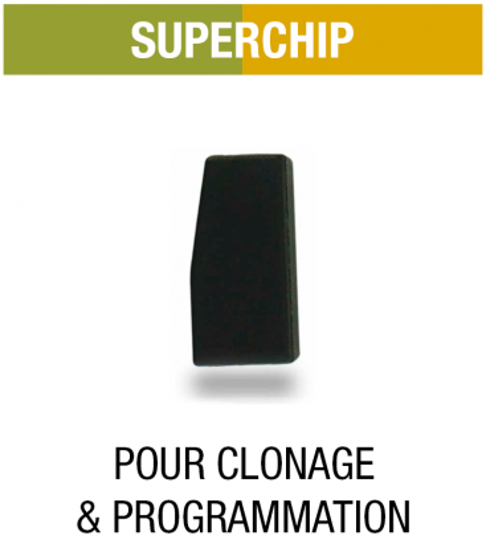 Transpondeur Superchip XT27 pour VVDI Keytool