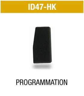 Transpondeur ID47 / PCF7938