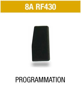 Transpondeur 8A-H RF430 pour Toyota