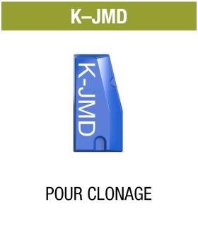 Clonage transpondeur Handy Baby JMD Blue King Chip pour 46 4C 4D 72 G T5 pour Handy Baby